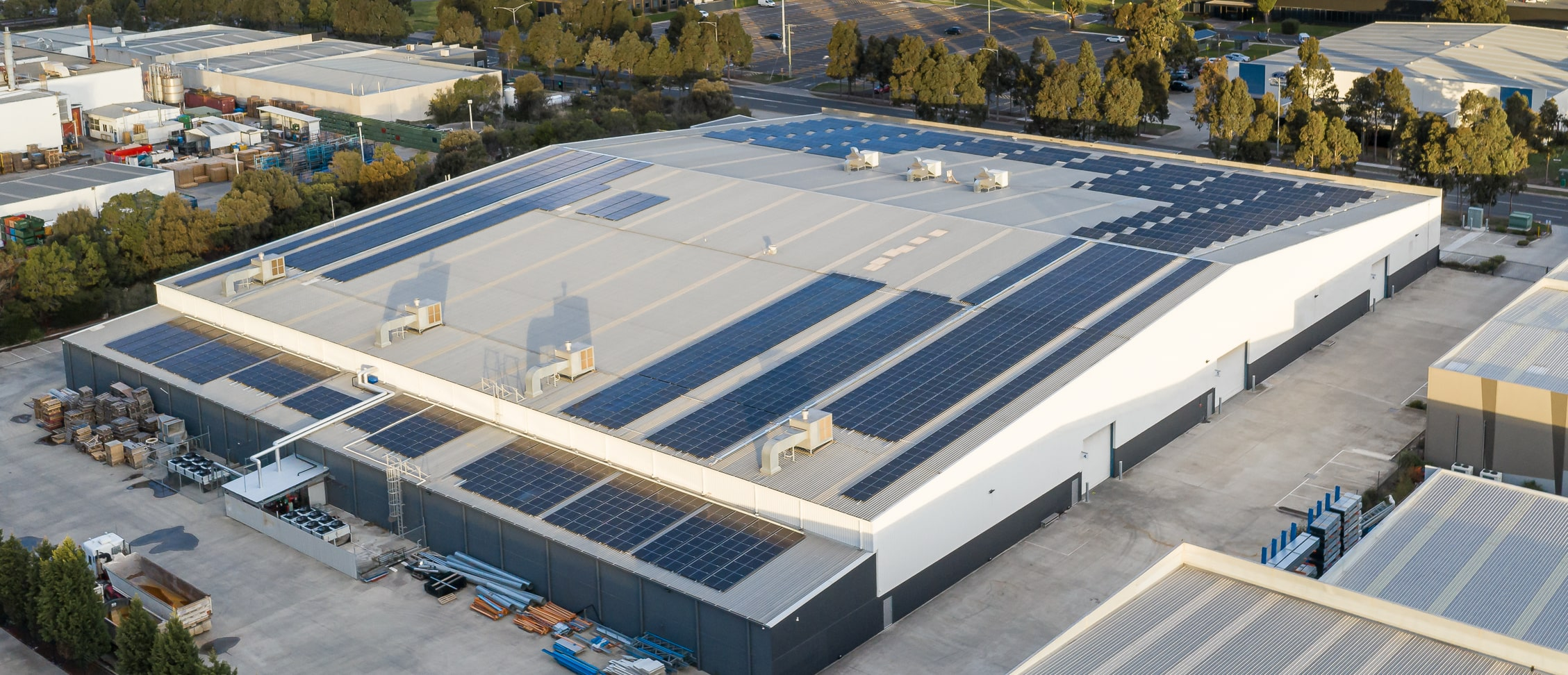 525kW Commercial Solar
