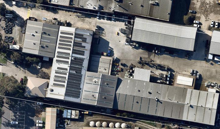 99kW Commercial Solar