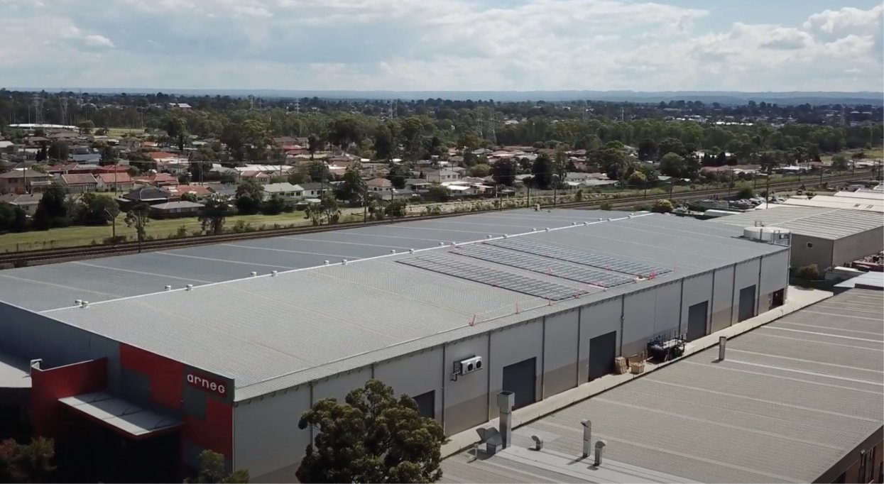 100kW Commercial Solar