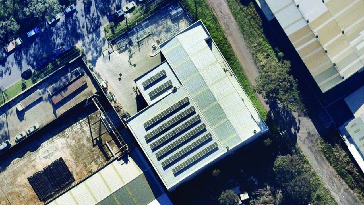 50kW commercial solar Installation - Sydney