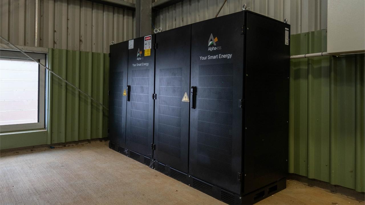 Elinbank-Alpha Battery Storage